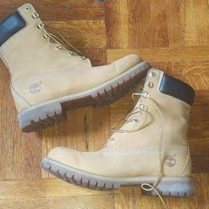 TIMBERLAND CONSTRUCTION 8 INCH